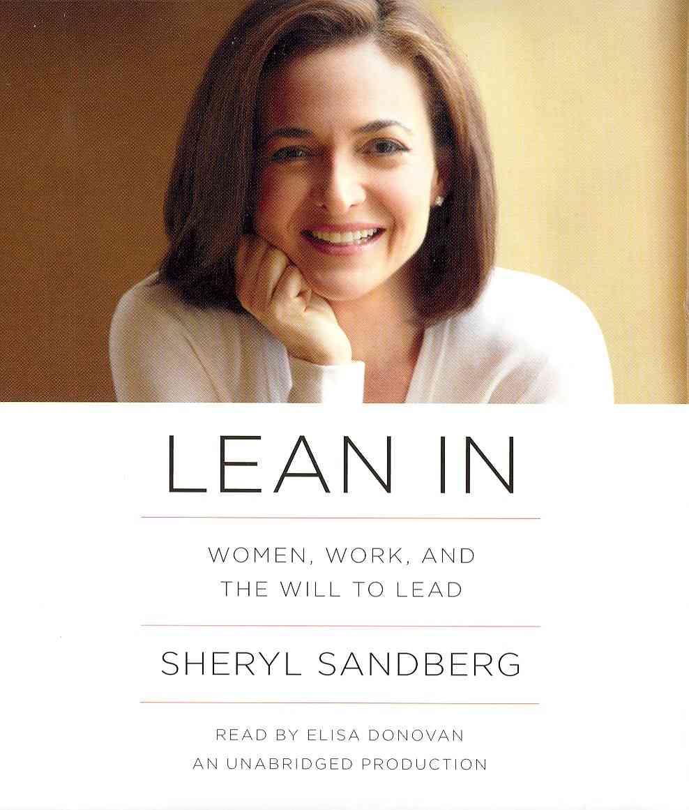 [CD] Lean In By Sandberg, Sheryl